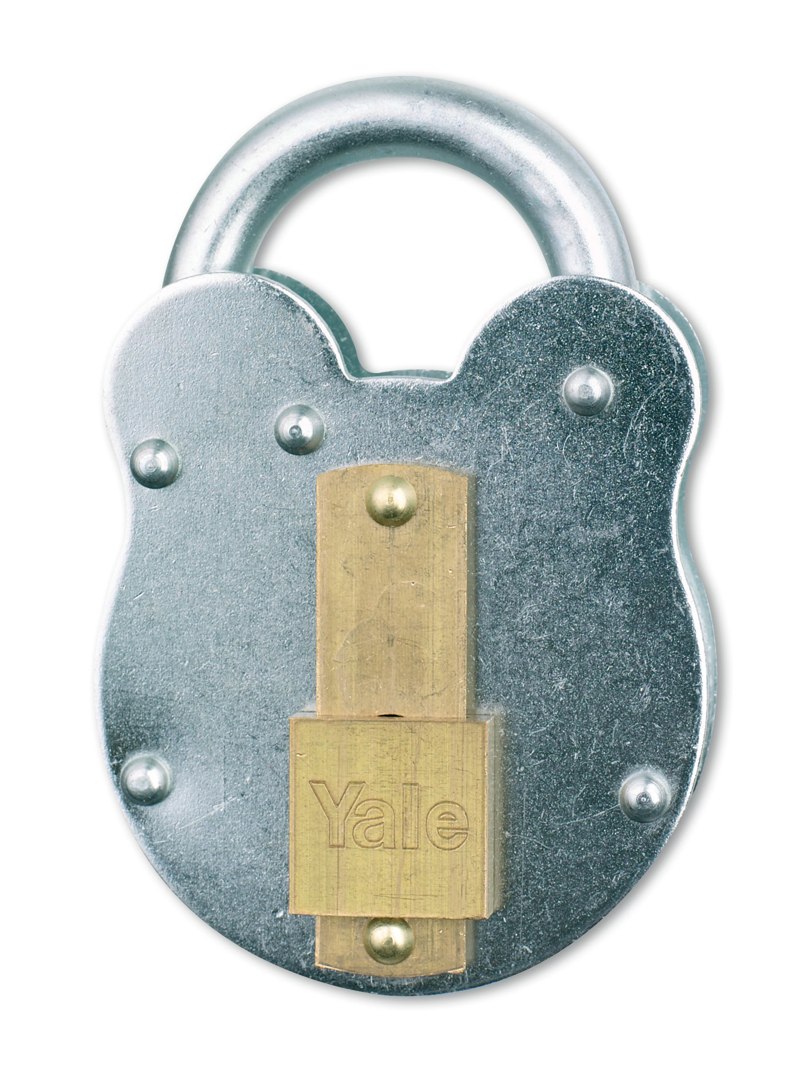 Y215 Traditional Padlock 53mm