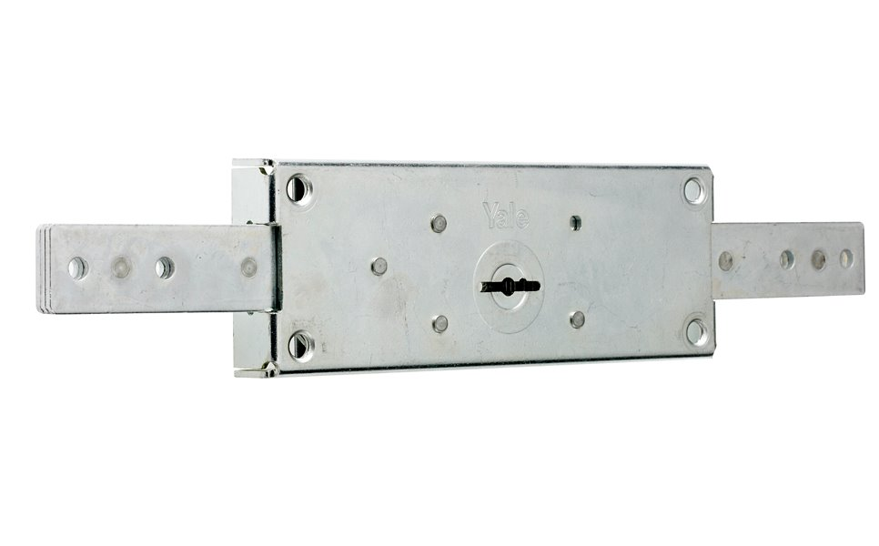 9B68 Double bitted key operated lock