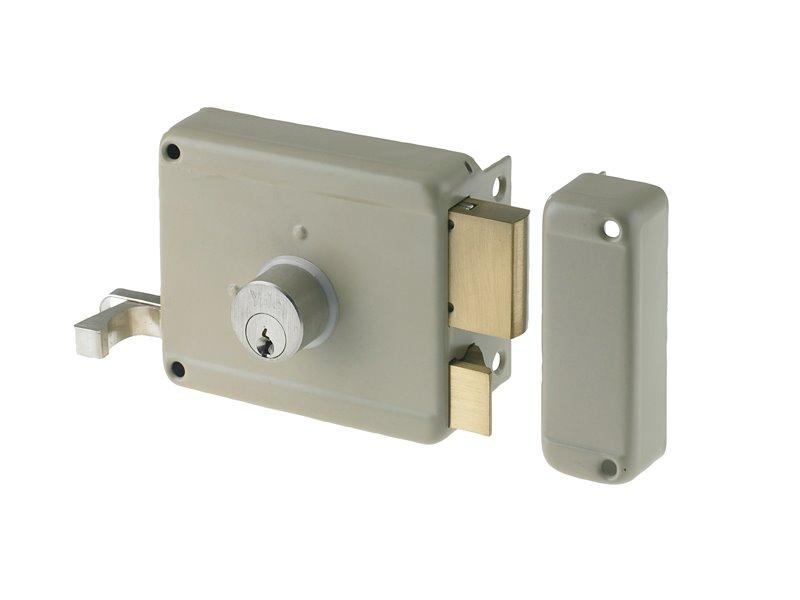 63000 - Double cylinder rim lock