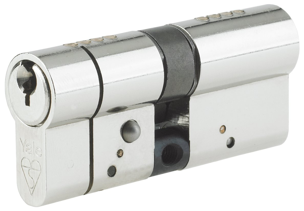 Yale Anti-Snap Euro Profile Cylinder