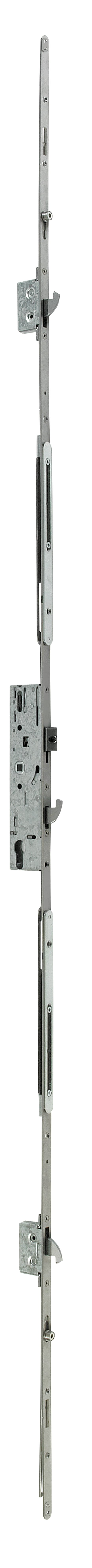 Adjustable Replacement Lock for PVCu doors