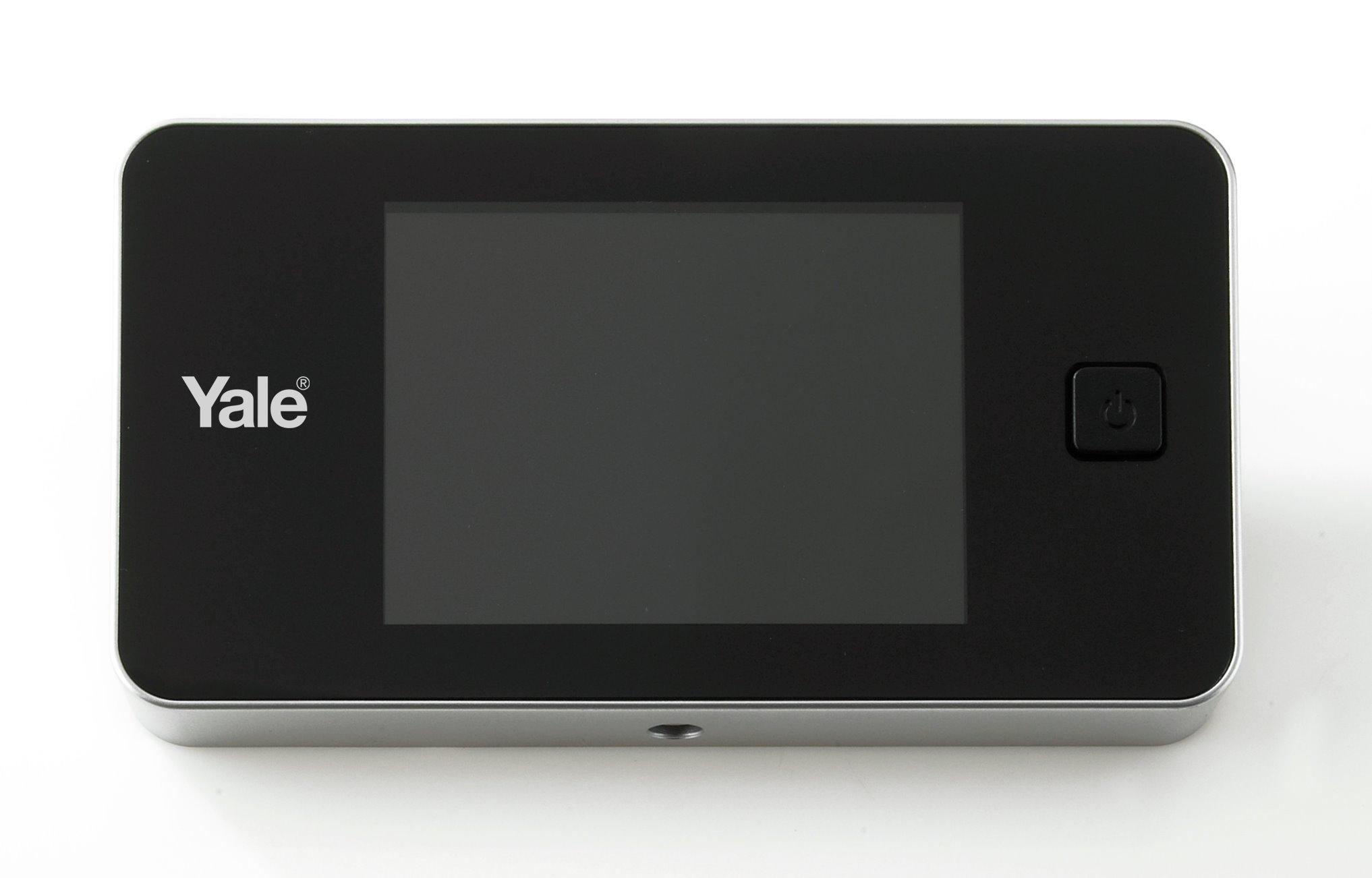 Digital door viewers