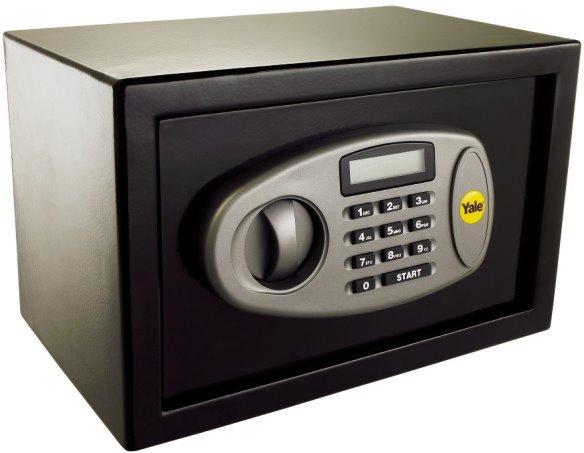 Yale LCD Ekranlı Kasa - Küçük Boy - Y-SS0000NFP