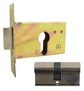 Cylinder Gate Lock