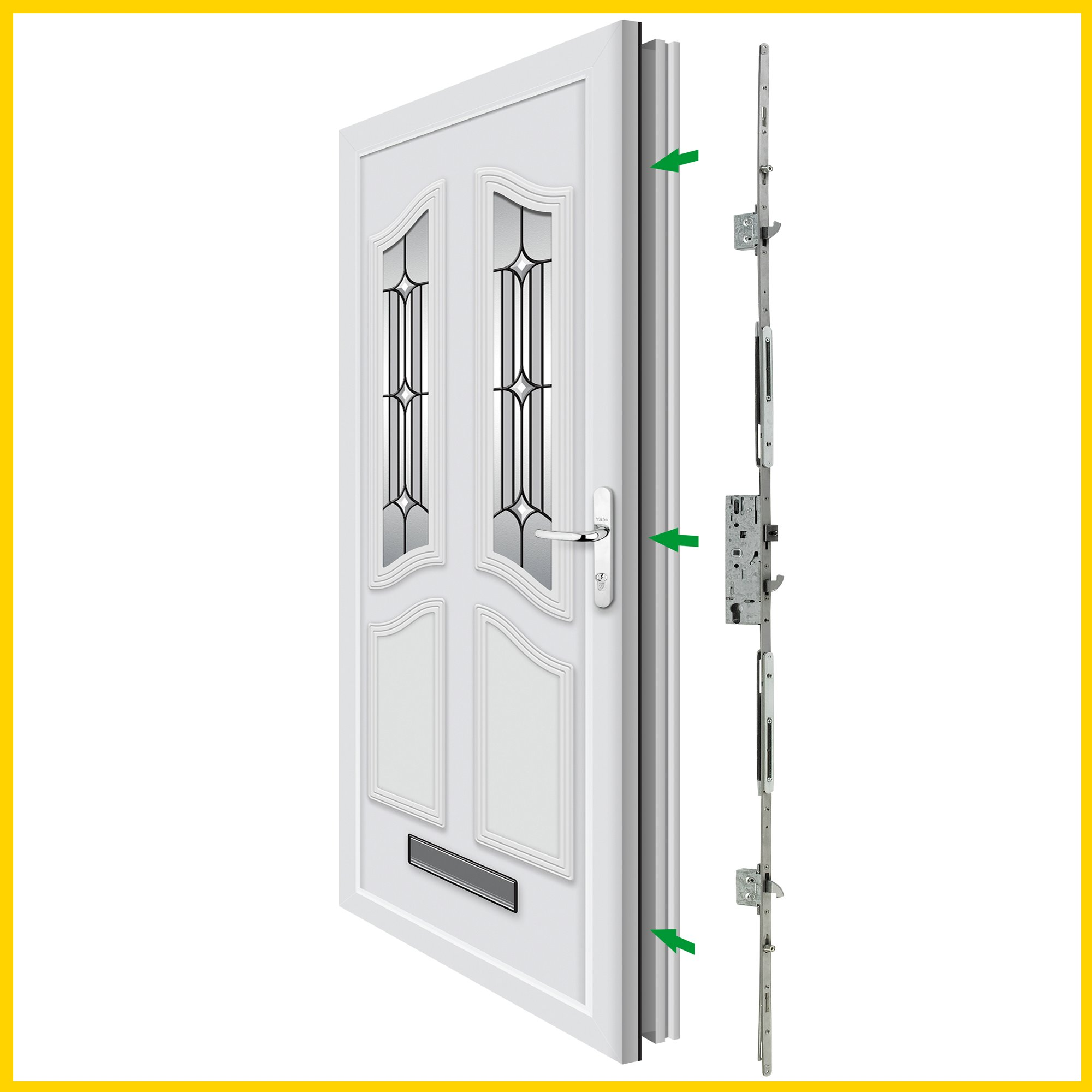 Doormaster™ Multi-Point Locks