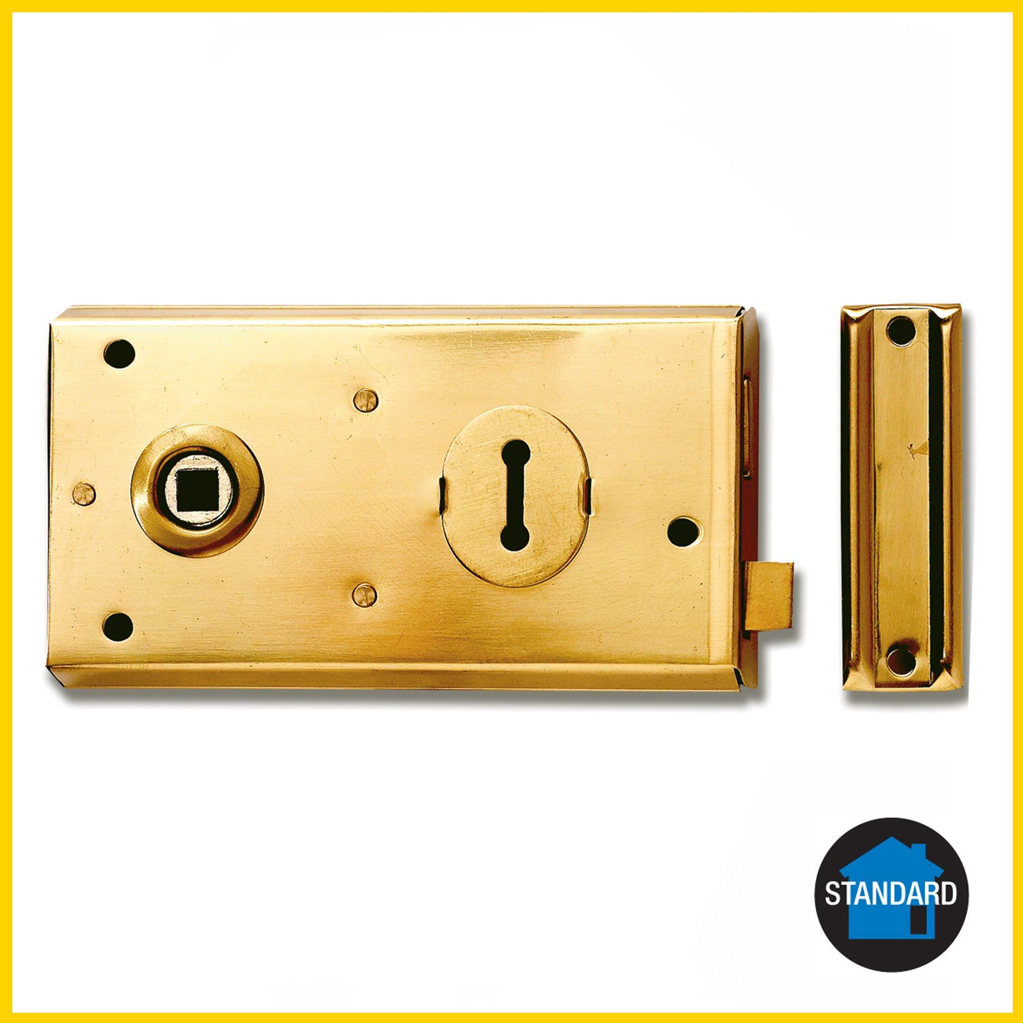 P401 - Rim Lock