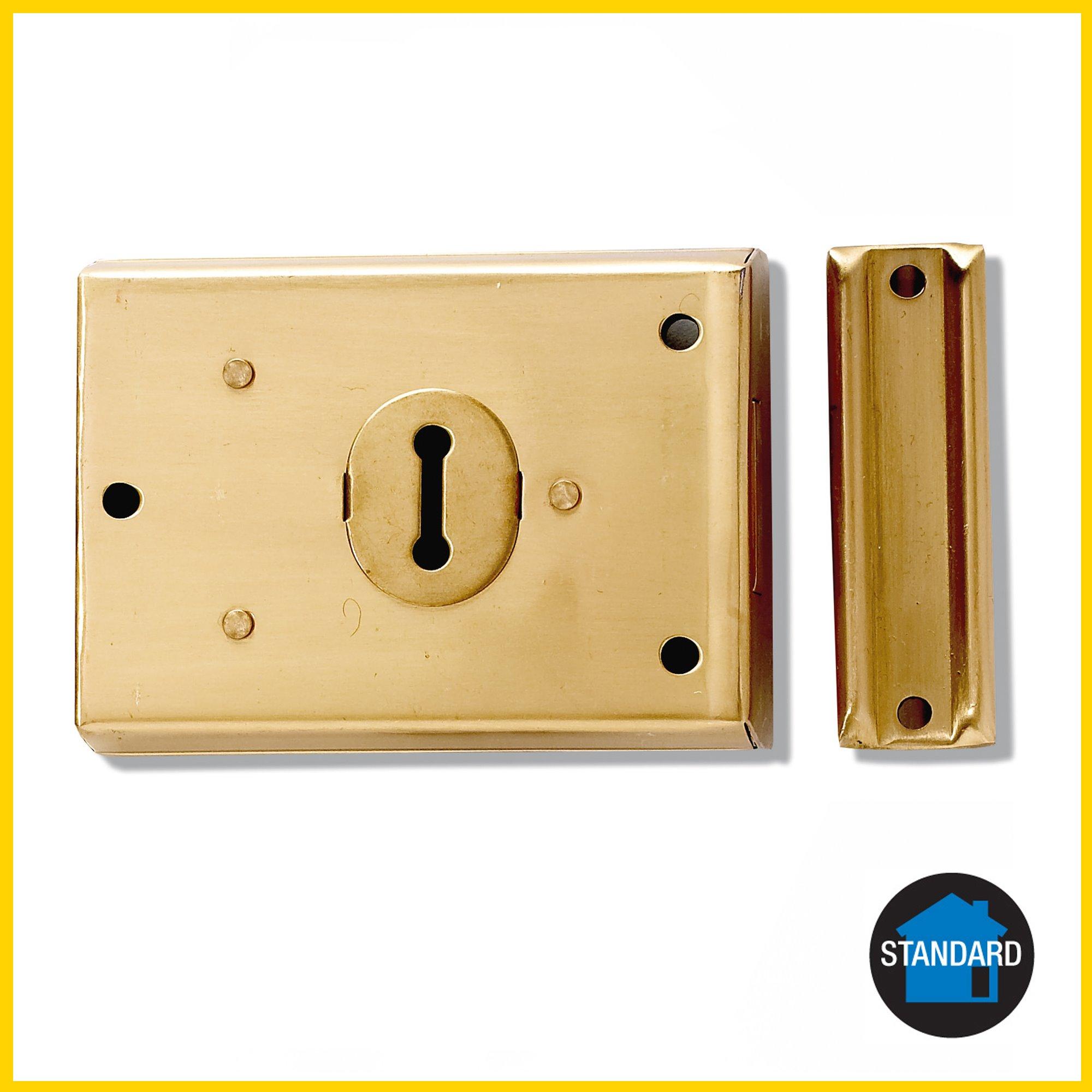 P402 - Rim Lock