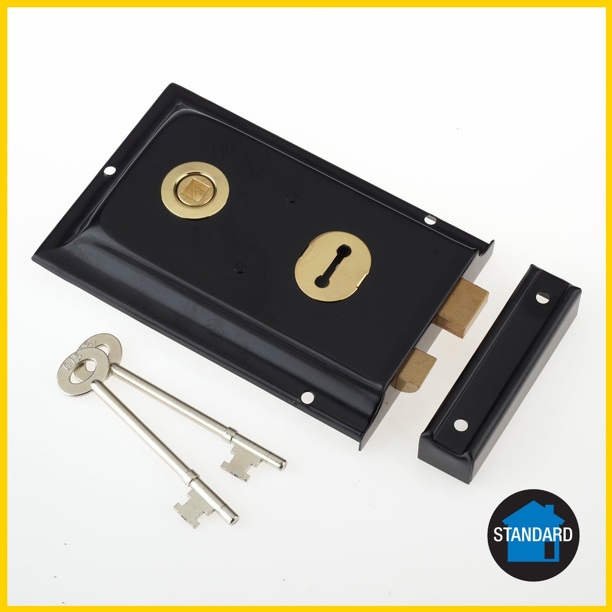 P334 - Rim Lock