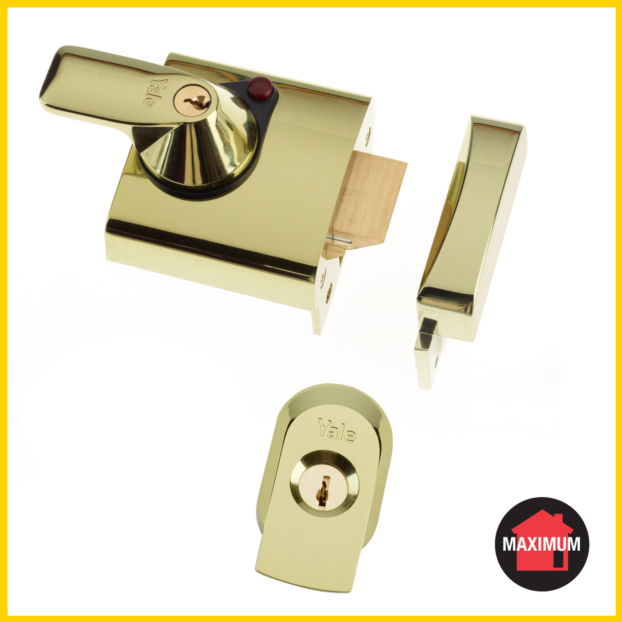 BS1/BS2 - British Standard Nightlatch