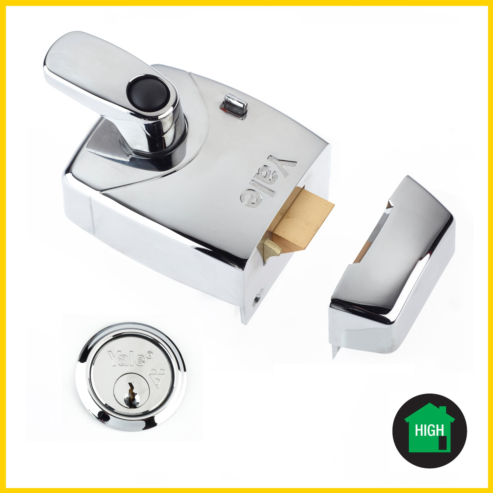 X9 - Safety Handle Nightlatch