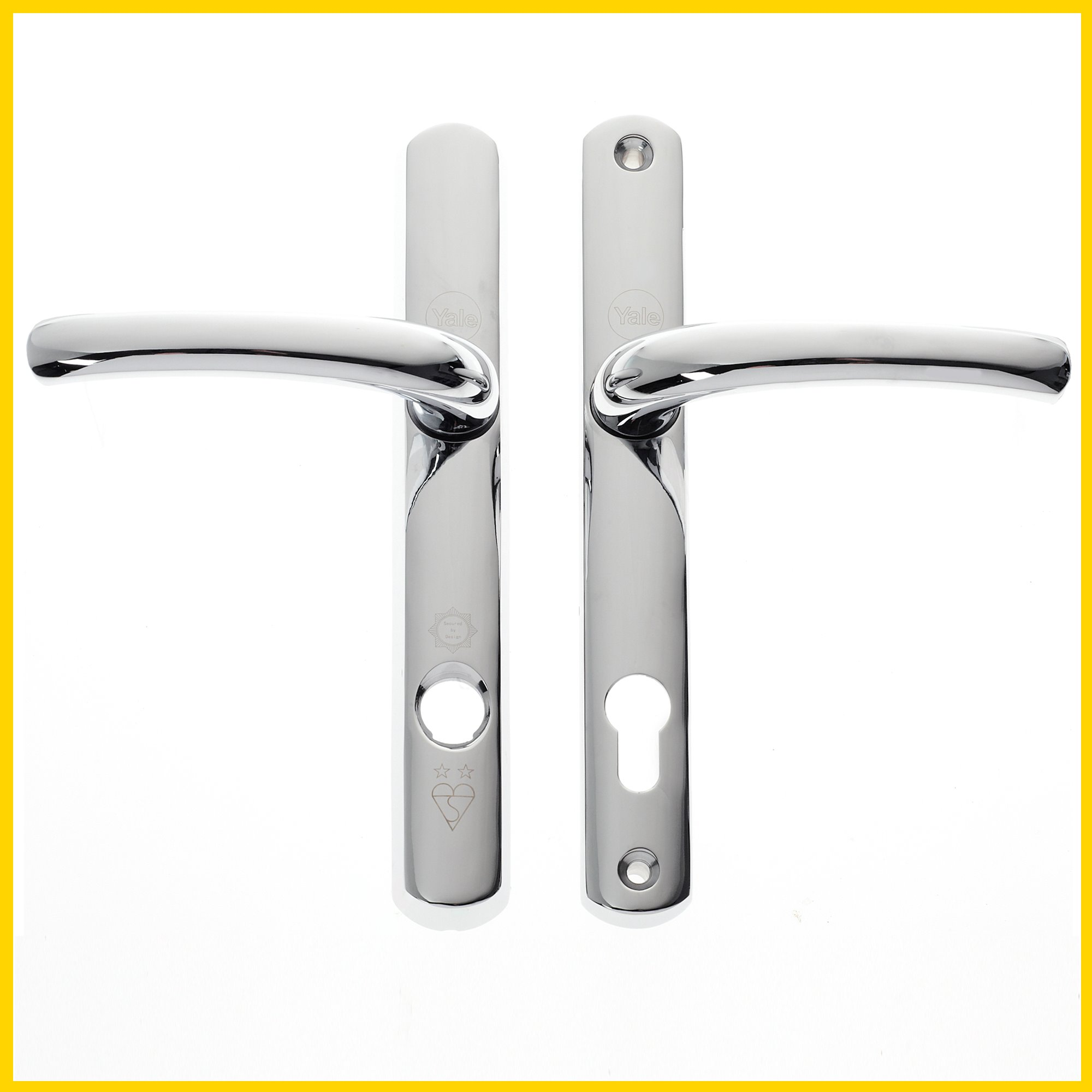 PVCu Door & Window Furniture