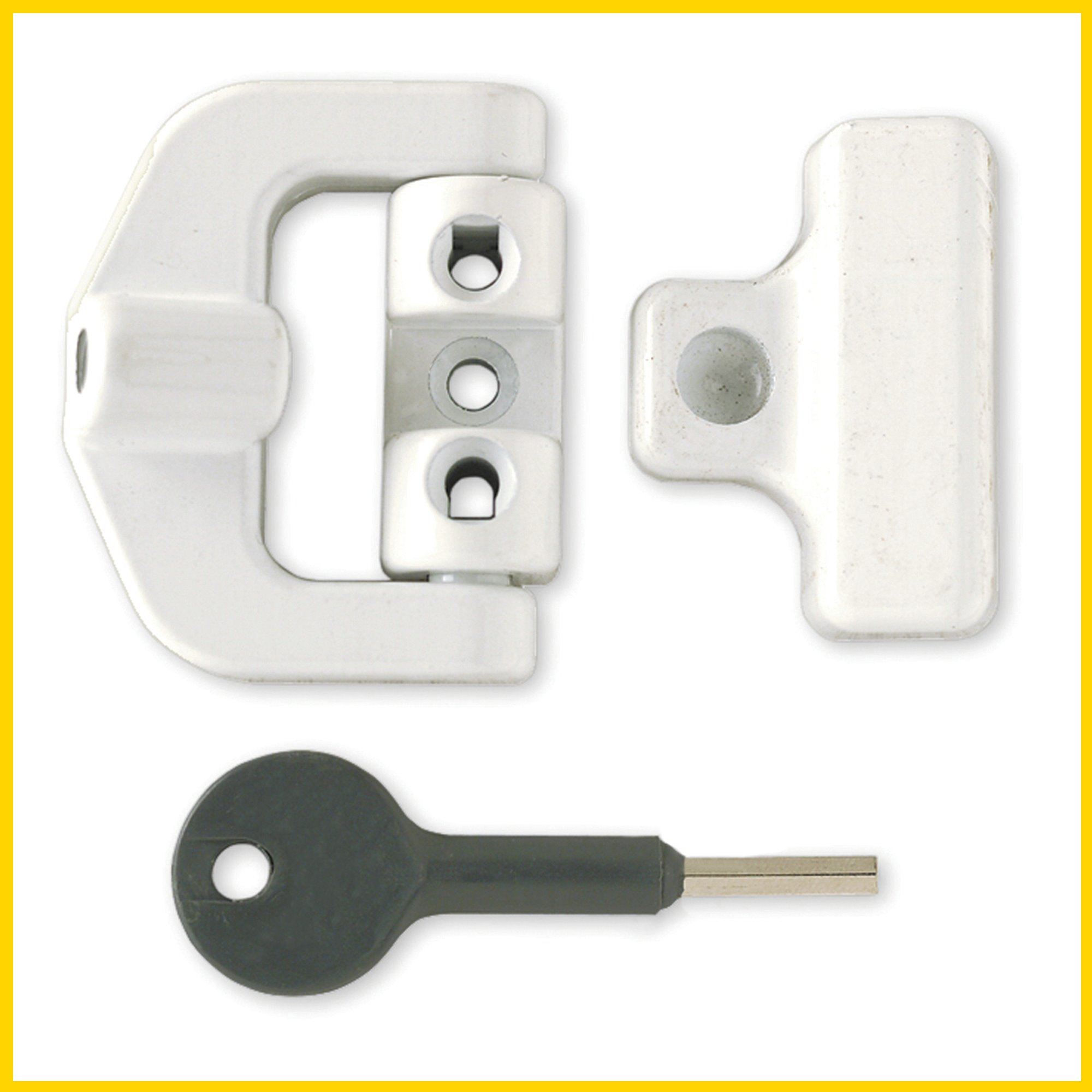 8K123 - PVCu Window Lock