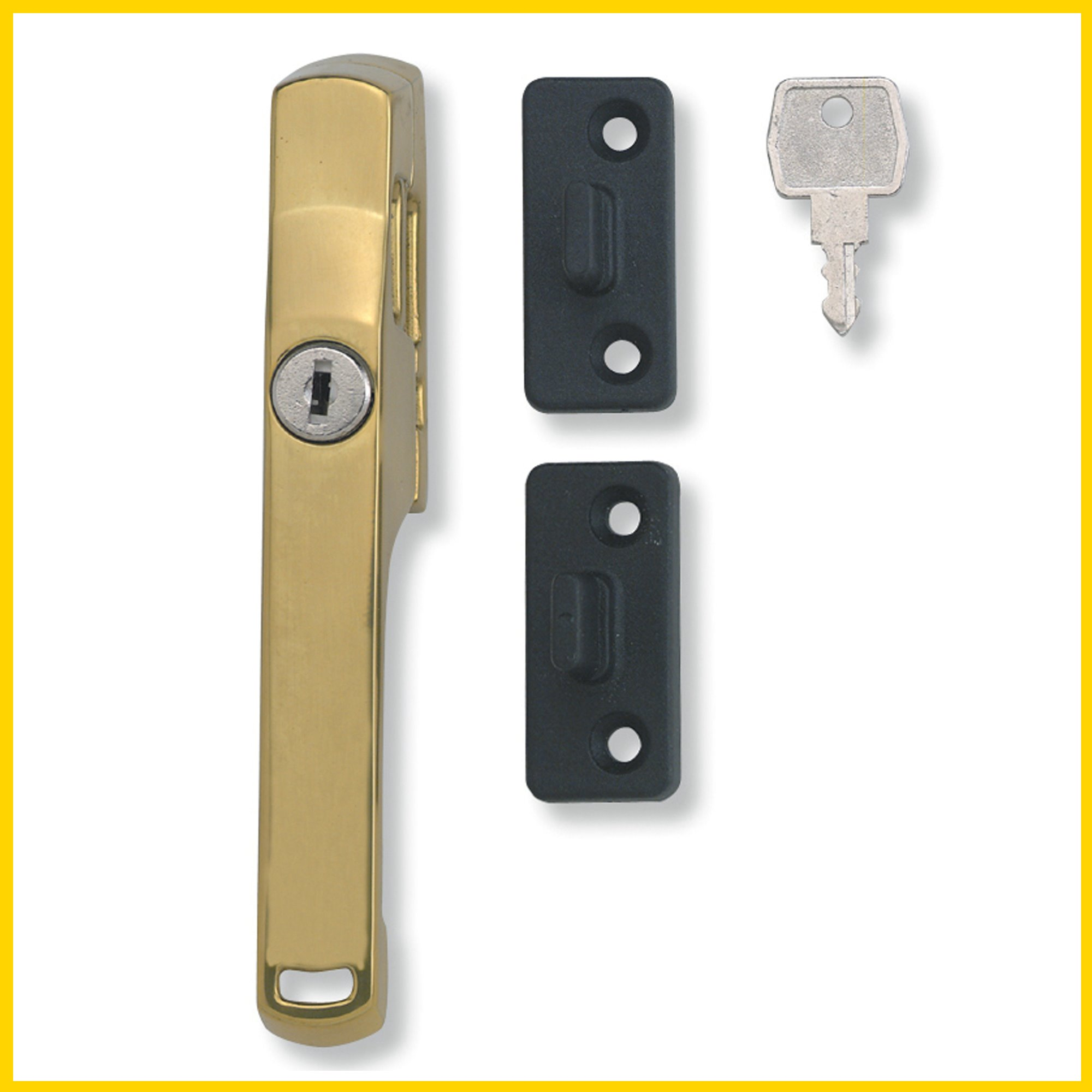 P115 - Lockable Window Handle