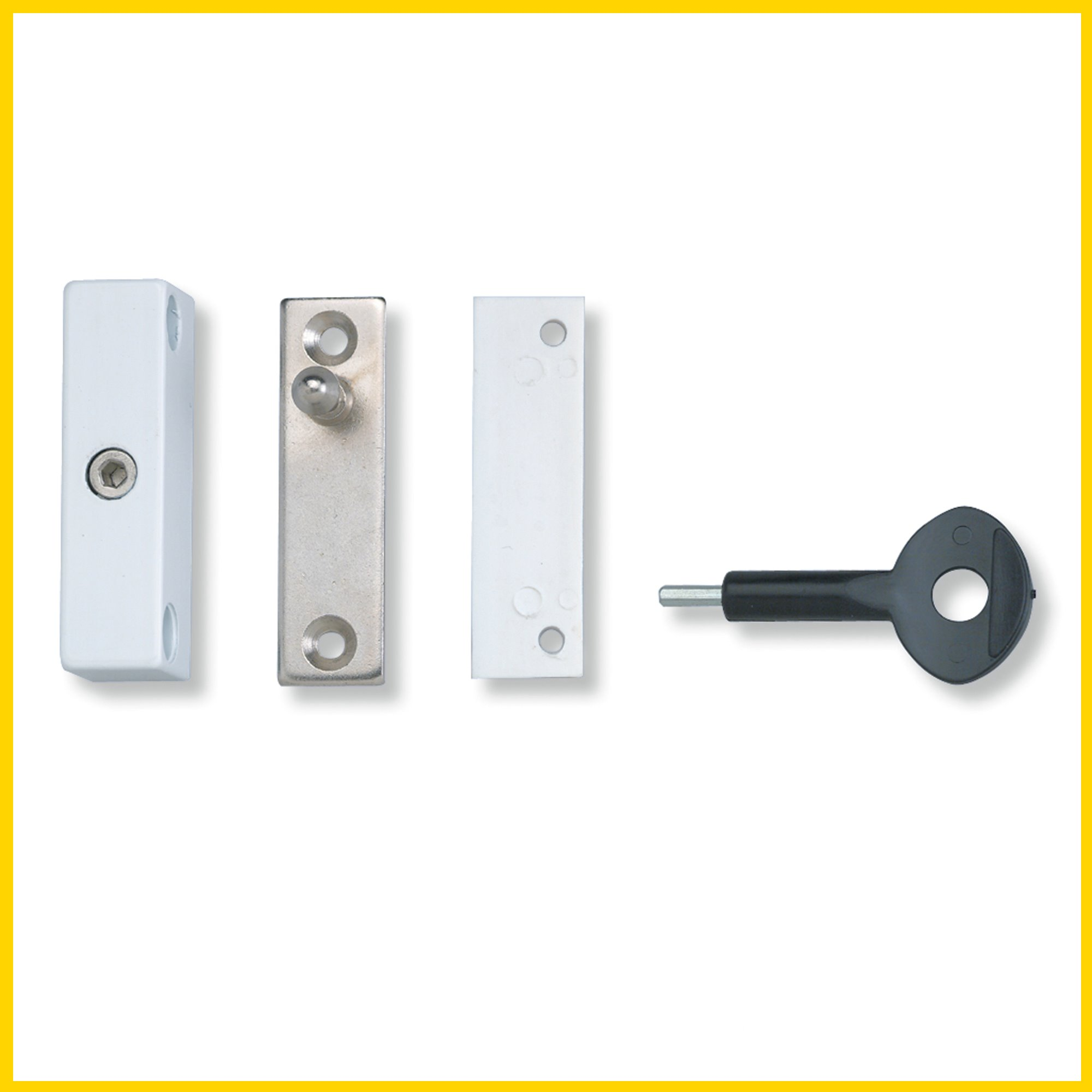 P118 - Automatic Window Lock