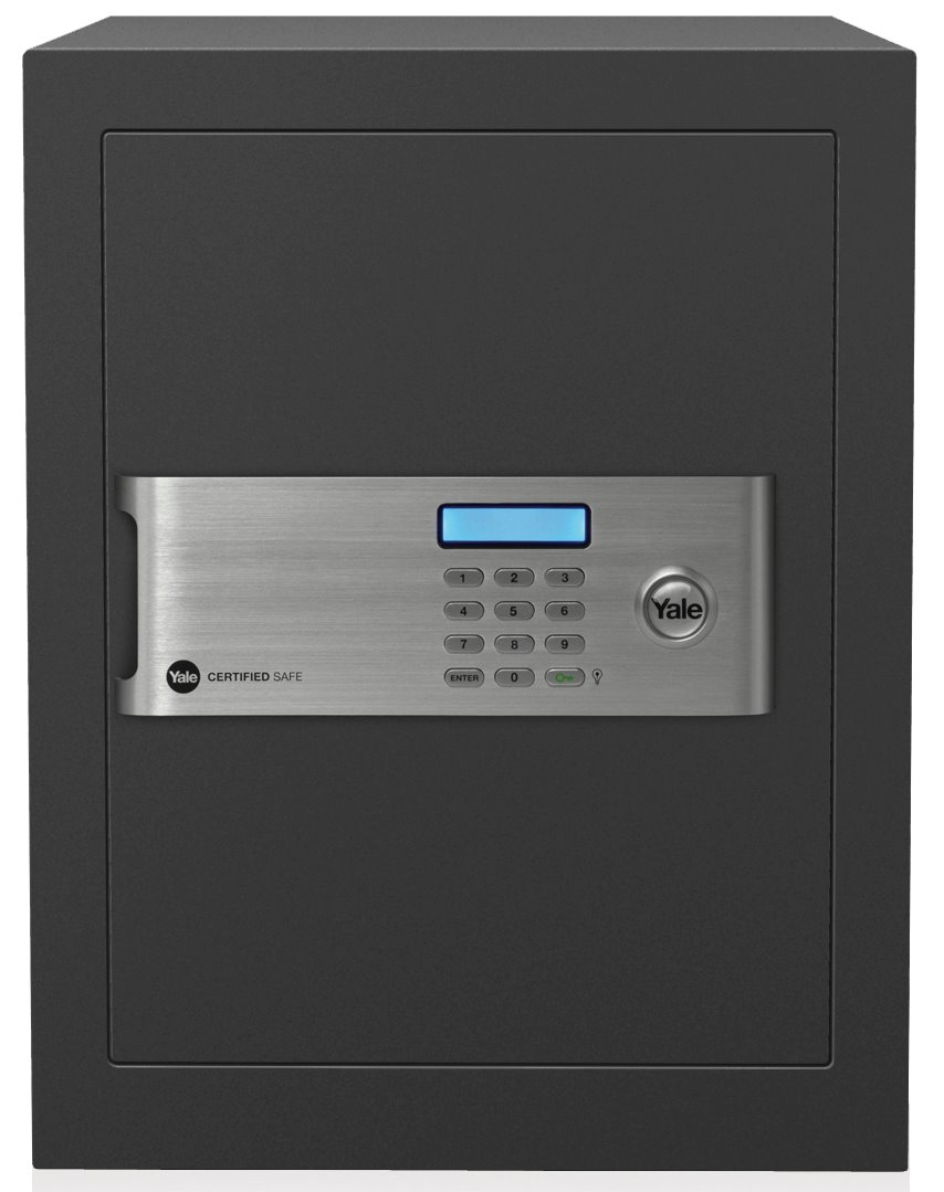 YSM/400/EG1 - Yale Certified Office Digital Safe Box (Medium)