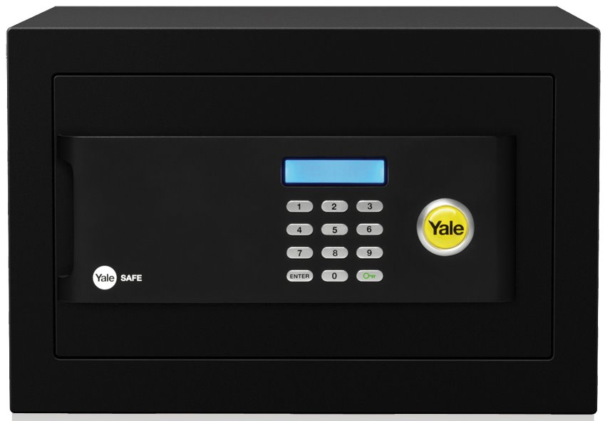 YSB/200/EB1 - Yale Security Digital Safe Box (Compact)