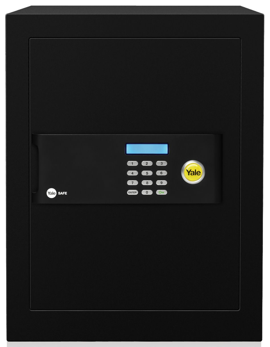 YSB/400/EB1 - Yale Security Digital Safe Box (Large)