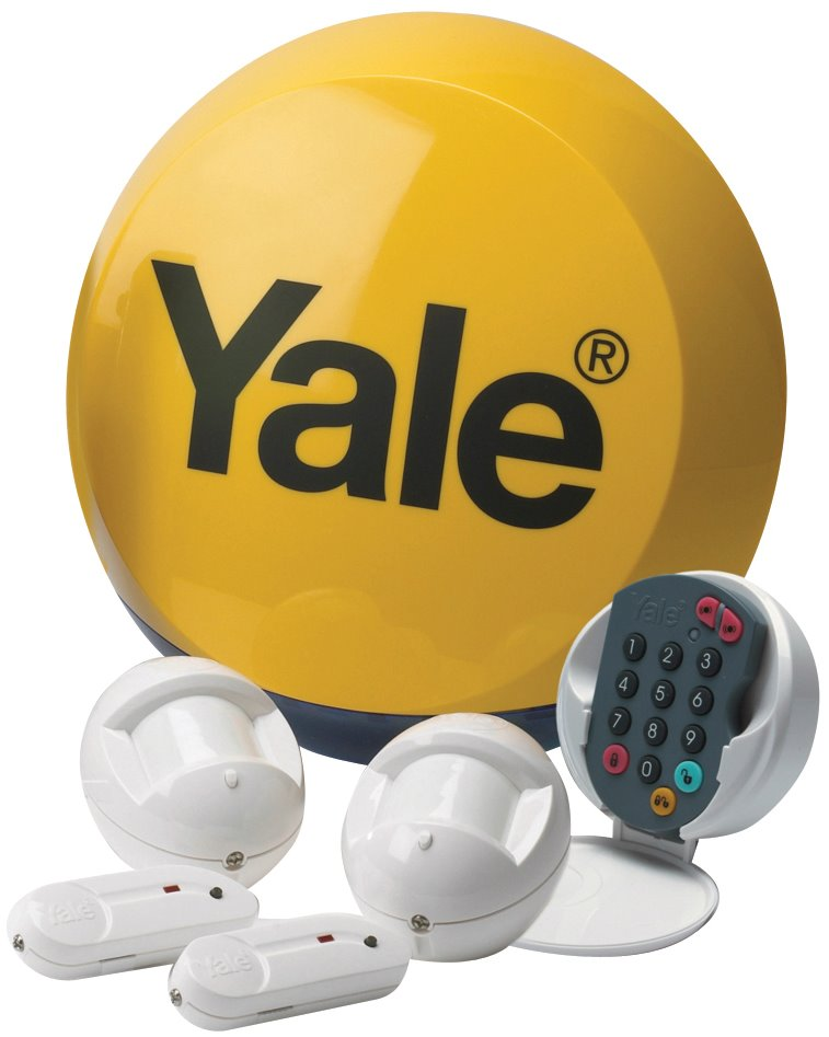 B-HSA6200 - Yale Standard Series Home Security Alarm System
