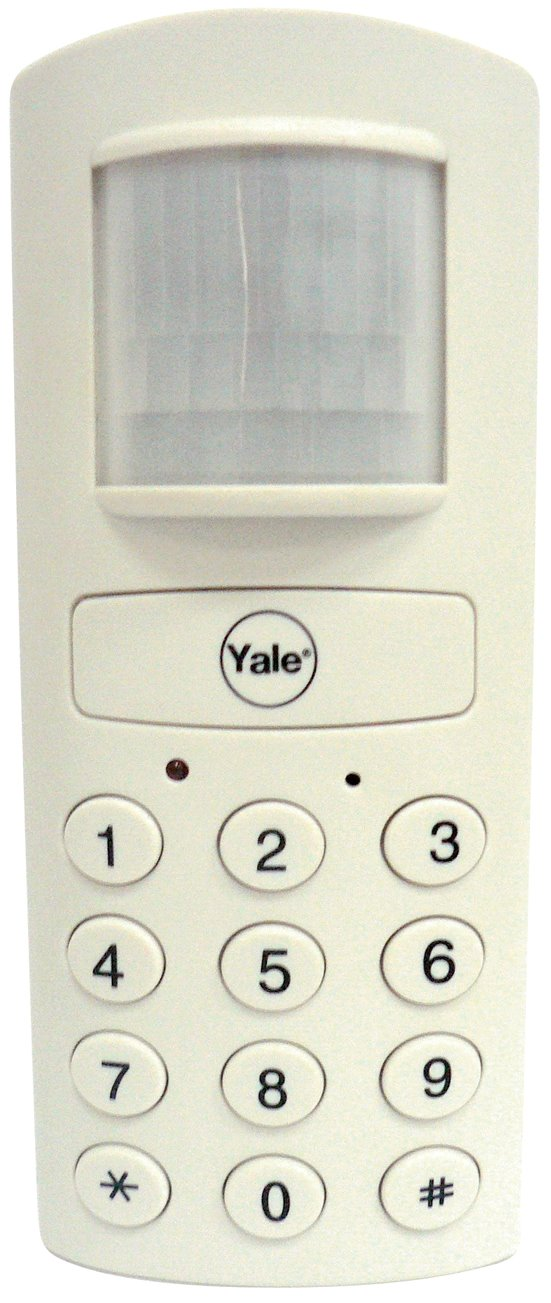 SAA5000 - Yale Single Room Alarm (With telephone dialler and message recording)