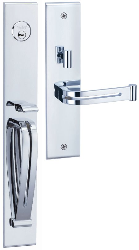 M8773 E1 - Yale M8700 series Elegance Style Entrance Door Handle Set E1