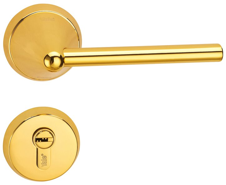 M38DA DD - Yale Moderna Series Door Lever Handle 5