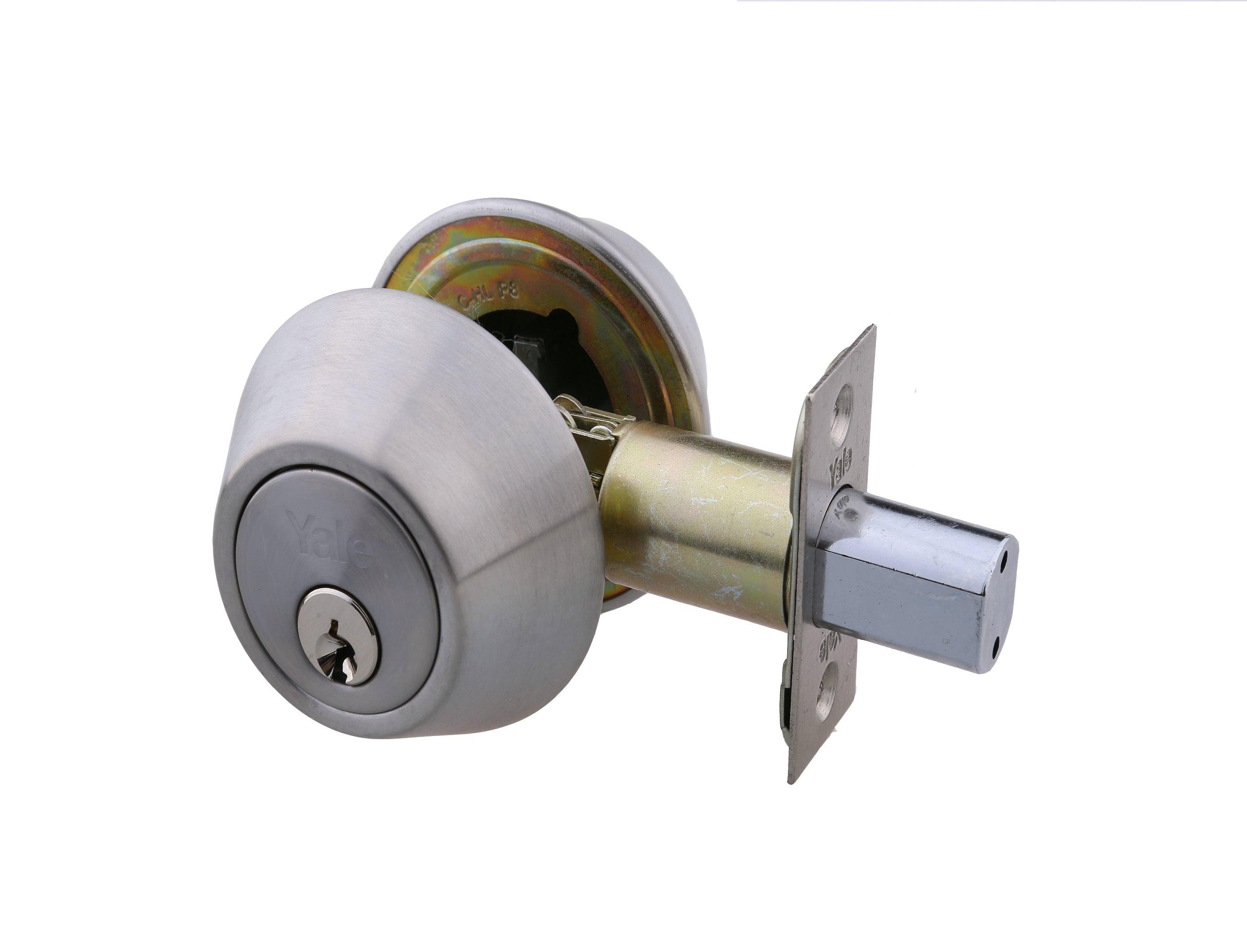 Key and turn / Key both sides