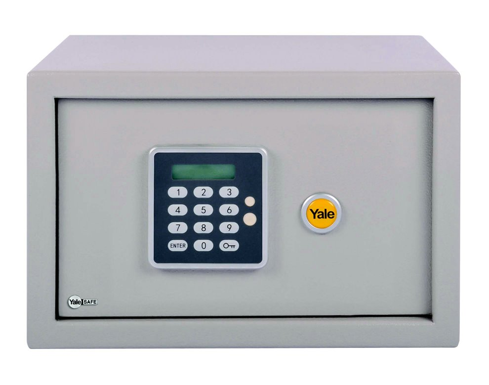 YSE/200/EG4 - Yale Essential Digital Safe Box (Small)
