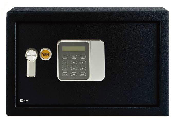 YSG/250/DB1 - Yale Guest Digital Safe Box Medium