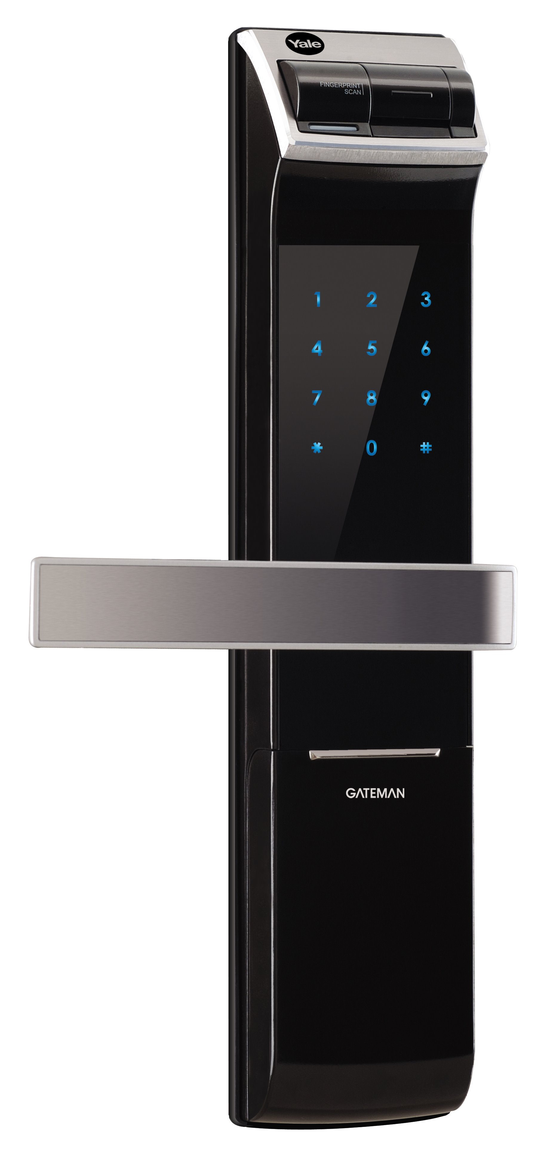 YDM4109 serratura motorizzata biometrica