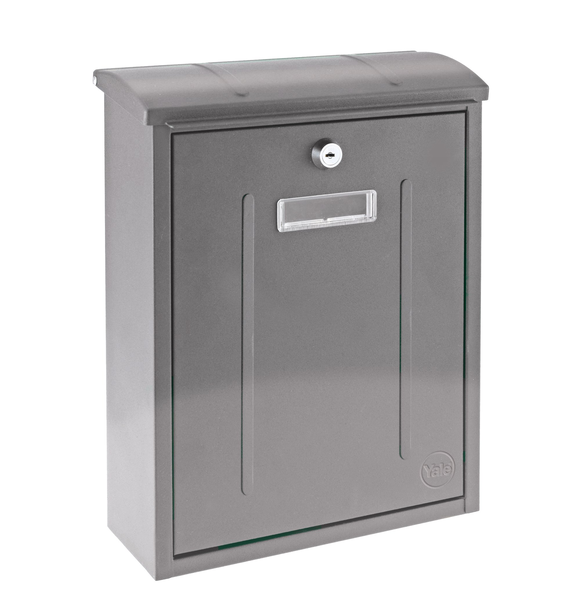 Maryland Postbox Stainless Steel