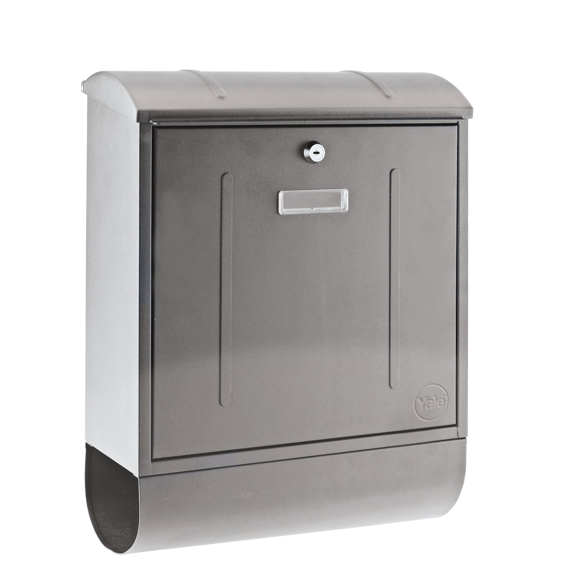 Montana Postbox Stainless Steel