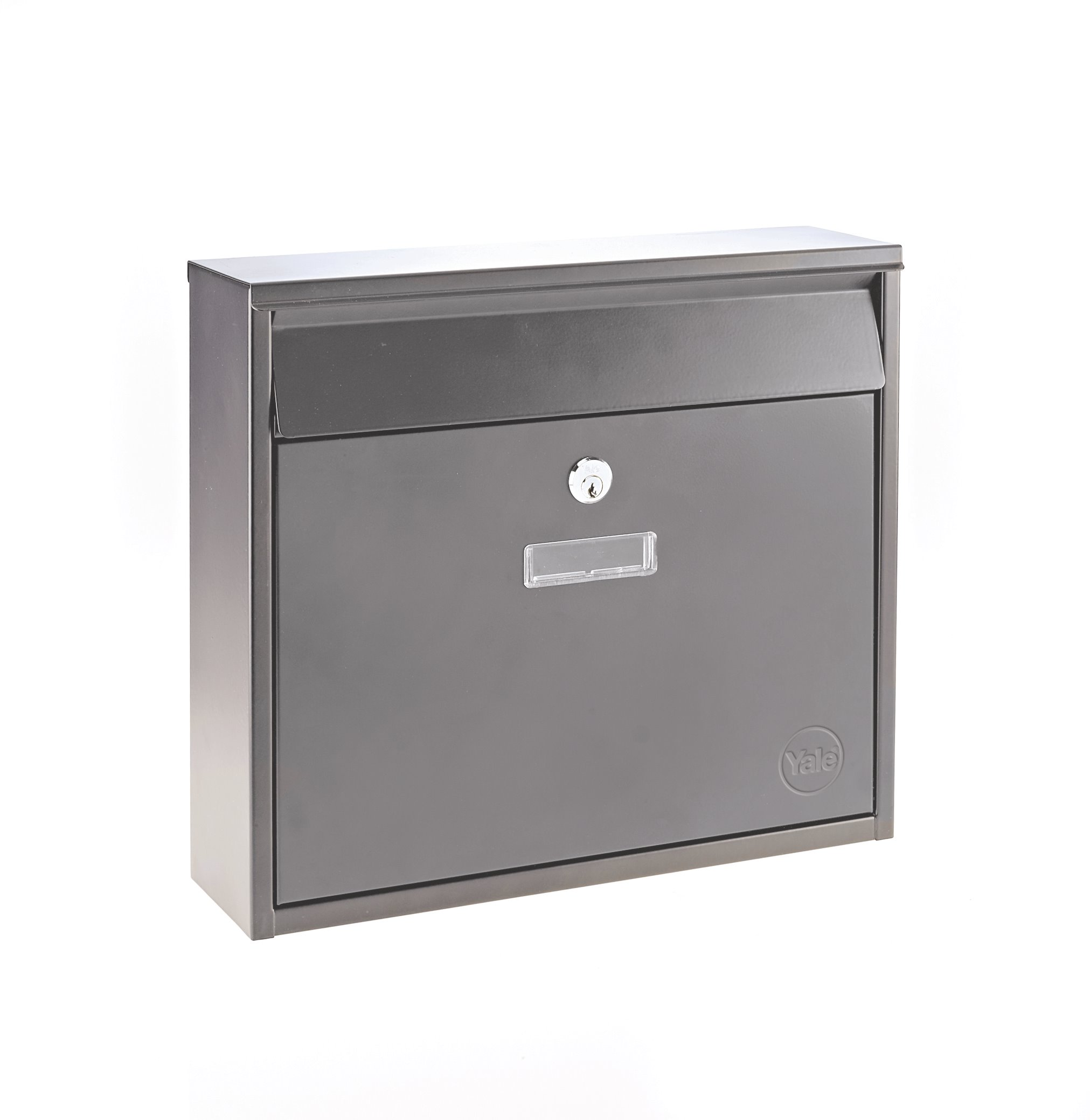 Ohio Postbox Stainless Steel