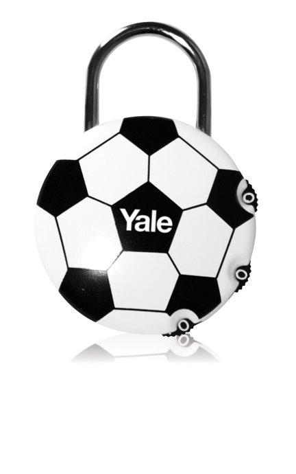 Y-Football - Combination Padlock