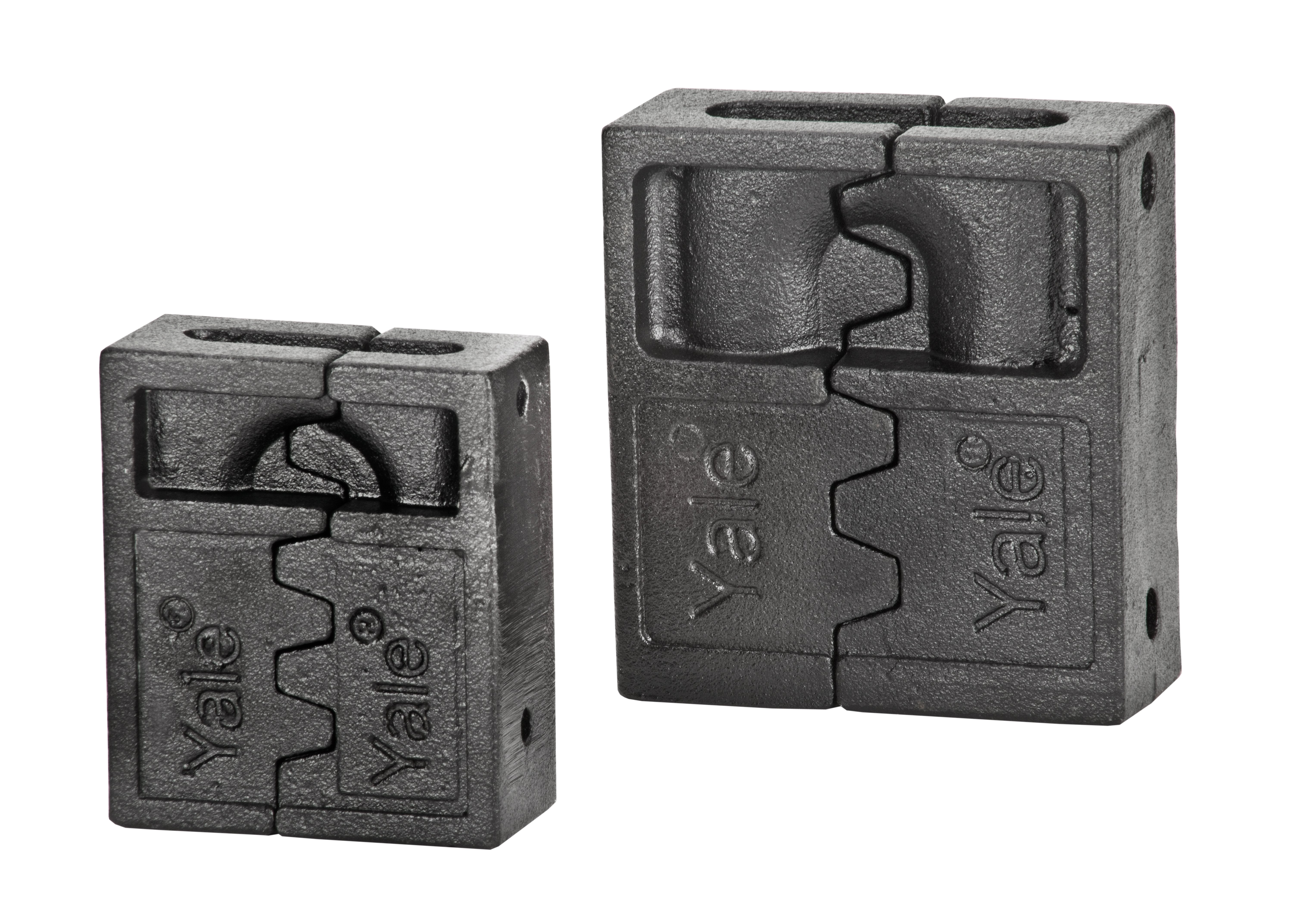 Y345 Heavy Duty Hasp (for use with Y123 padlocks)
