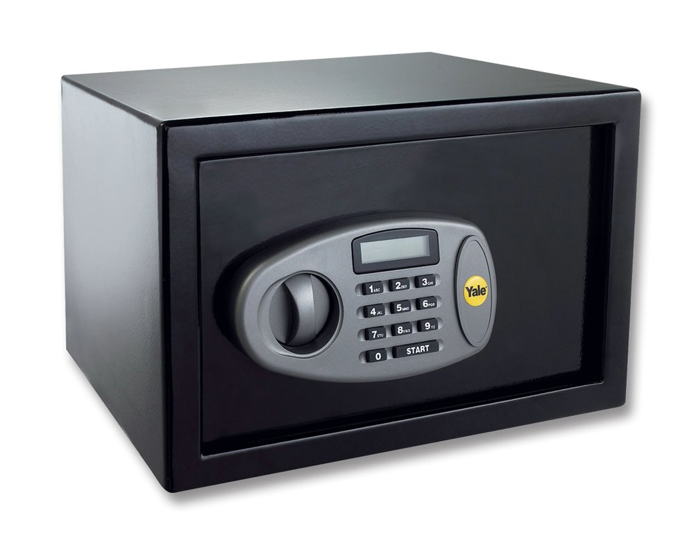 YSS/200/DB2 - Yale Standard Digital Safe (Home)