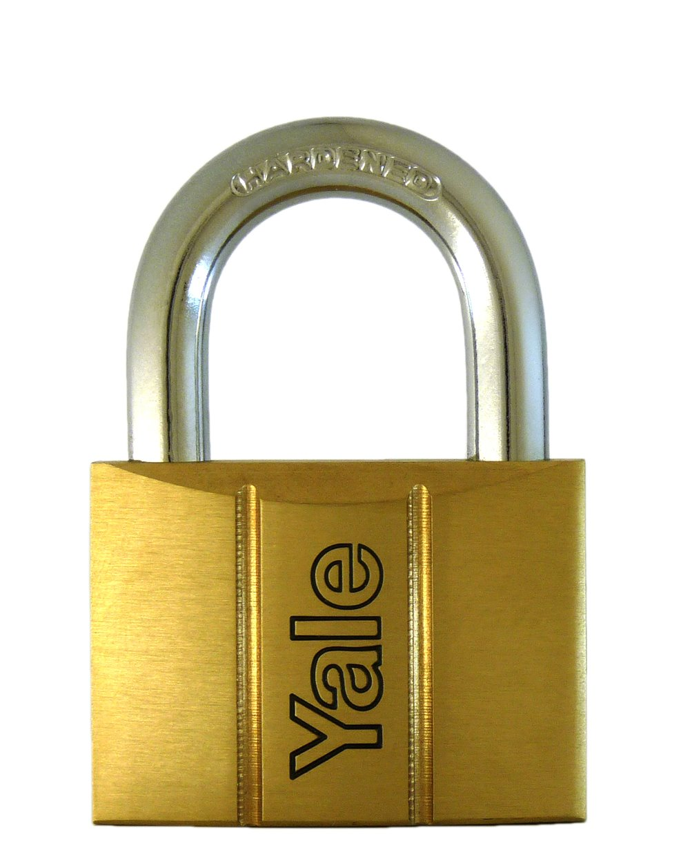 Y140/60 - Yale 140 Series Brass Padlock 60mm