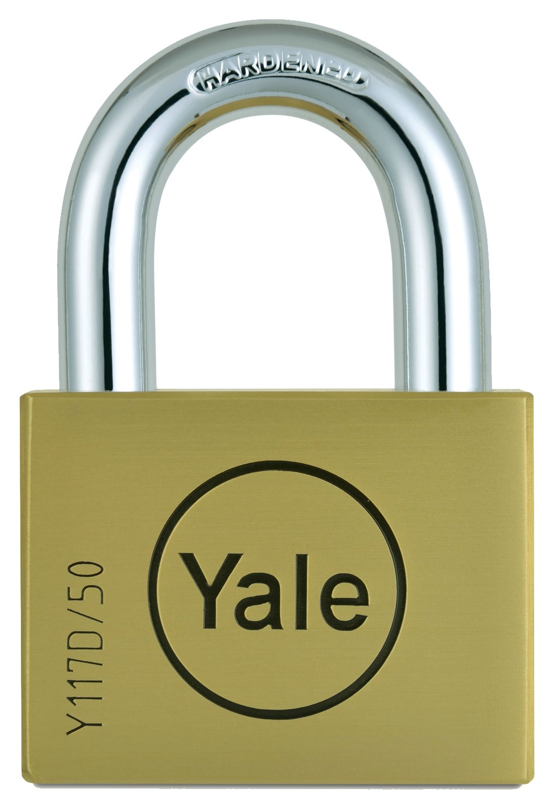 Y117D/50/127 - Yale Disc Padlock 50mm