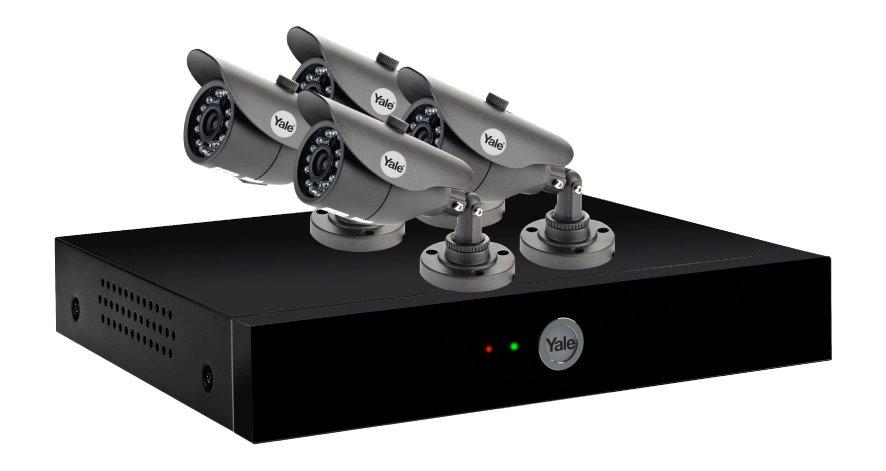 Easy Fit 960H CCTV System