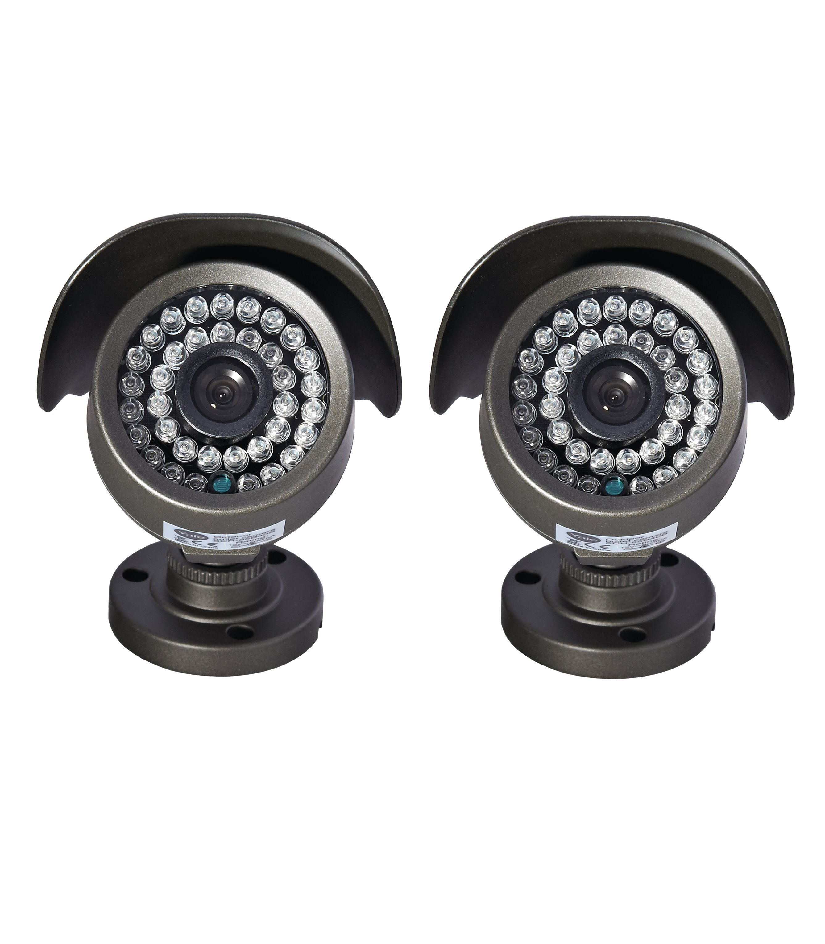 Yale HD720 Outdoor Camera Twin Pack