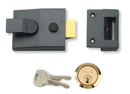 91 - Basic Security Nightlatch
