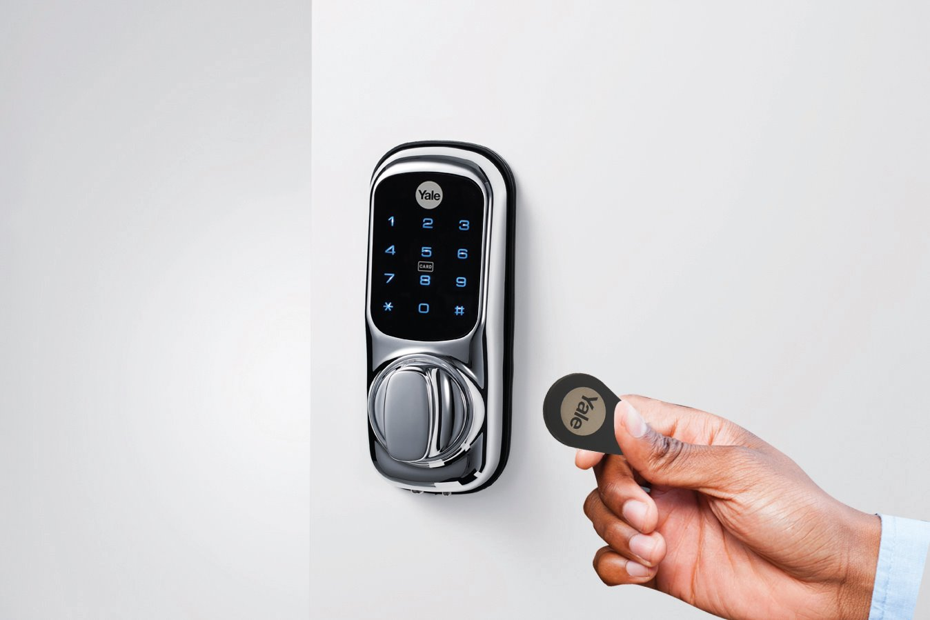 Keyless Connected Key Tag