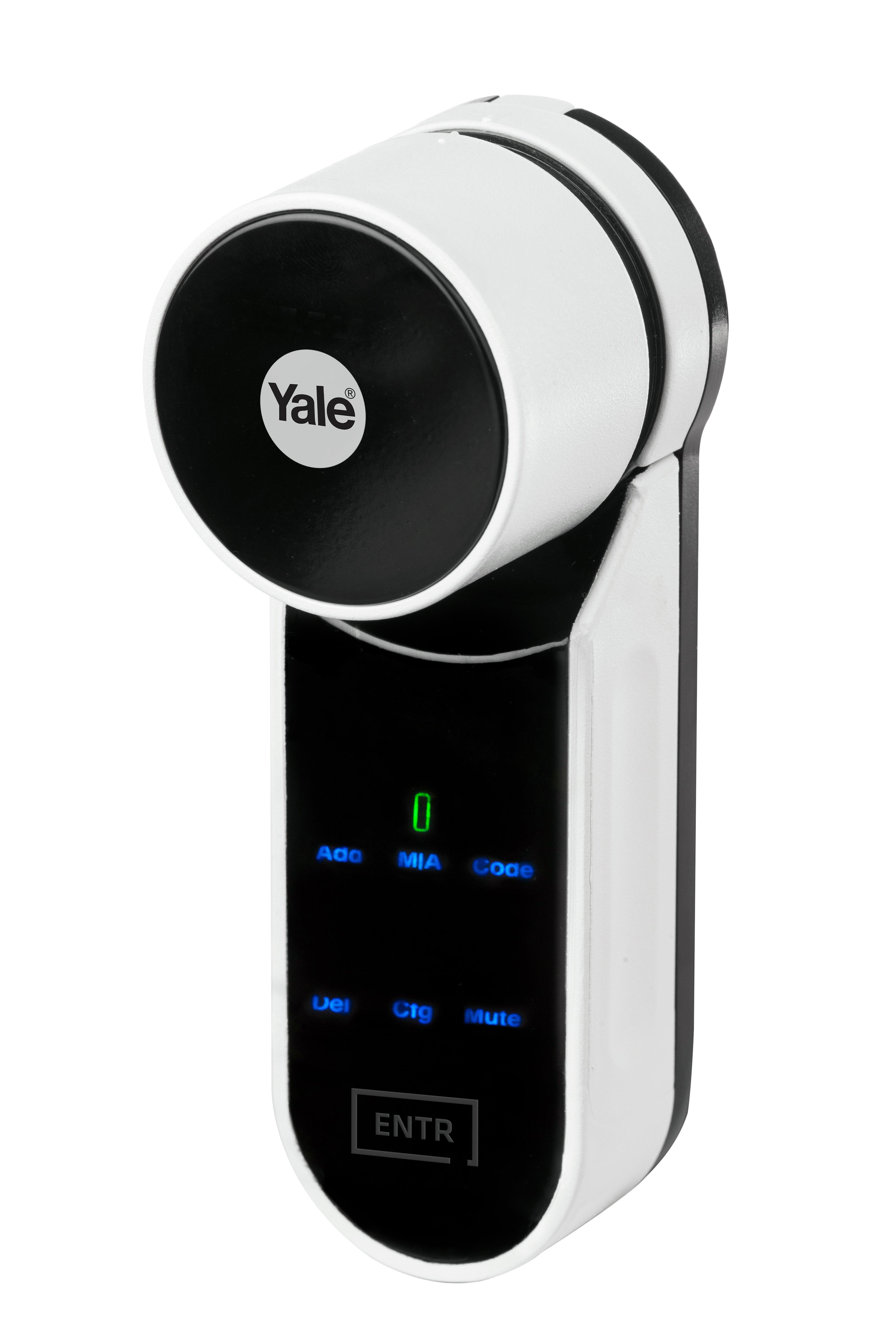 Yale Motorlu Silindir ENTR - Kit (Bluetooth ve 1 Uzaktan Kumandalı)