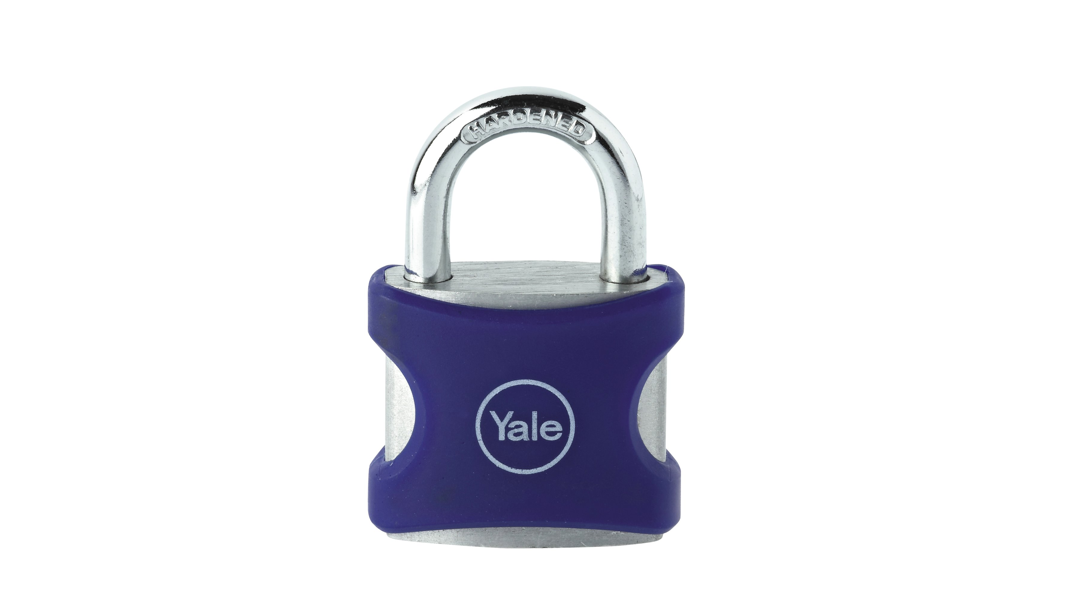 38mm Aluminium Padlock Blue