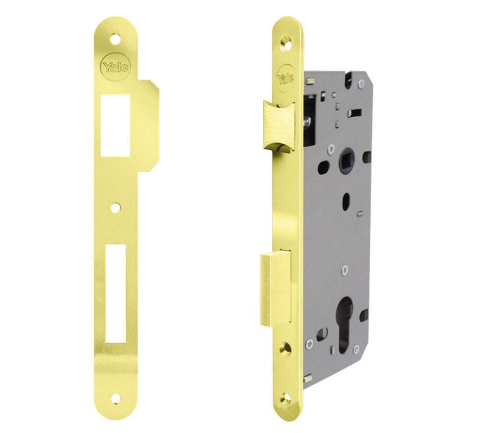 Locks for armoured doors