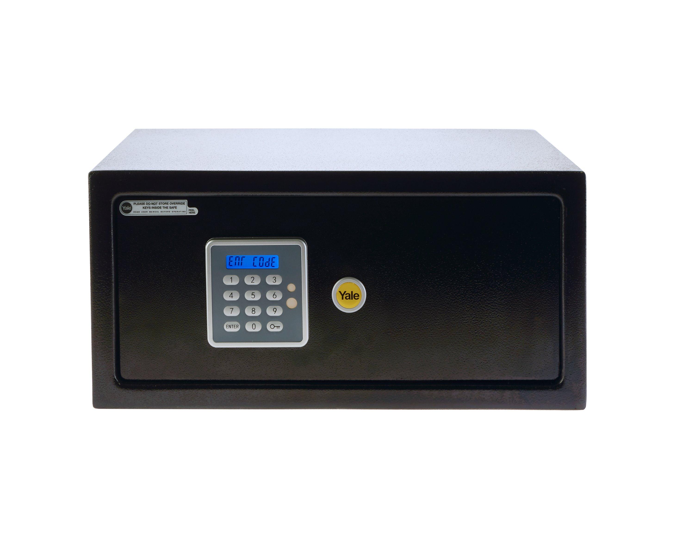 Yale Essential Serisi Kasa - Laptop Tipi - YLE/200/DB1/E