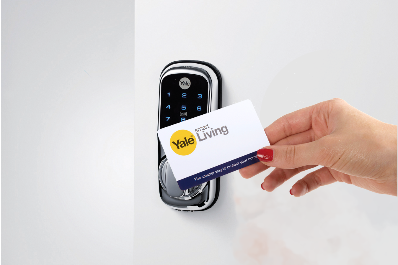 Keyless Connected Key Card