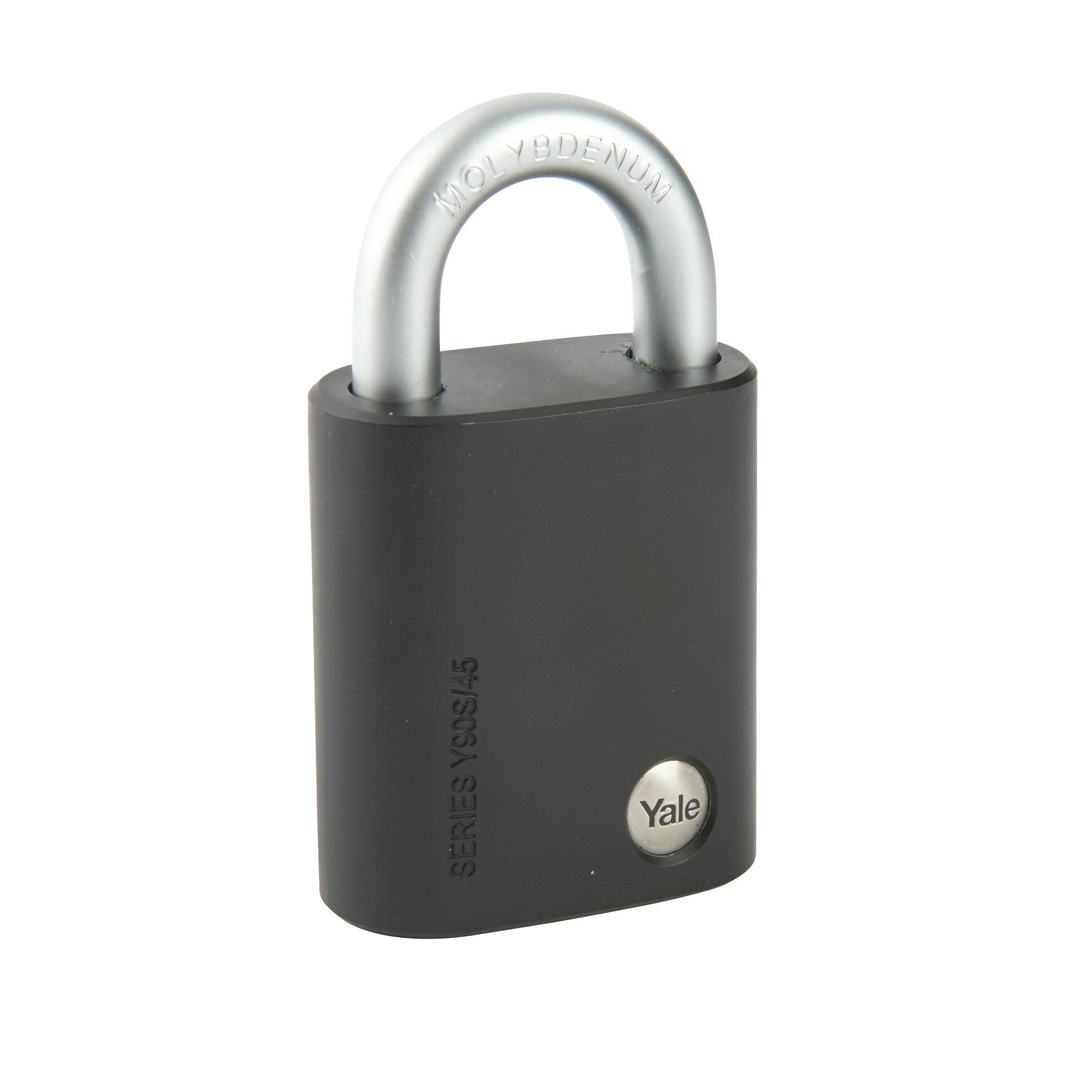 Y90S Maximum Security Steel Padlock