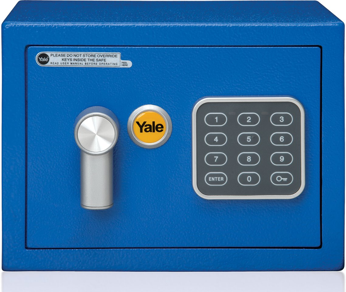 YSV/170/DB1 – Yale Home Electronic Safe Box (Mini)