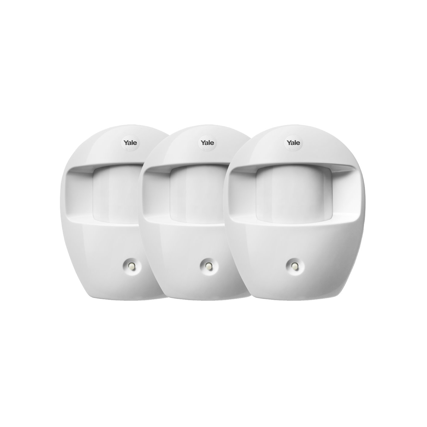 3x Pet Friendly PIR Motion Detector