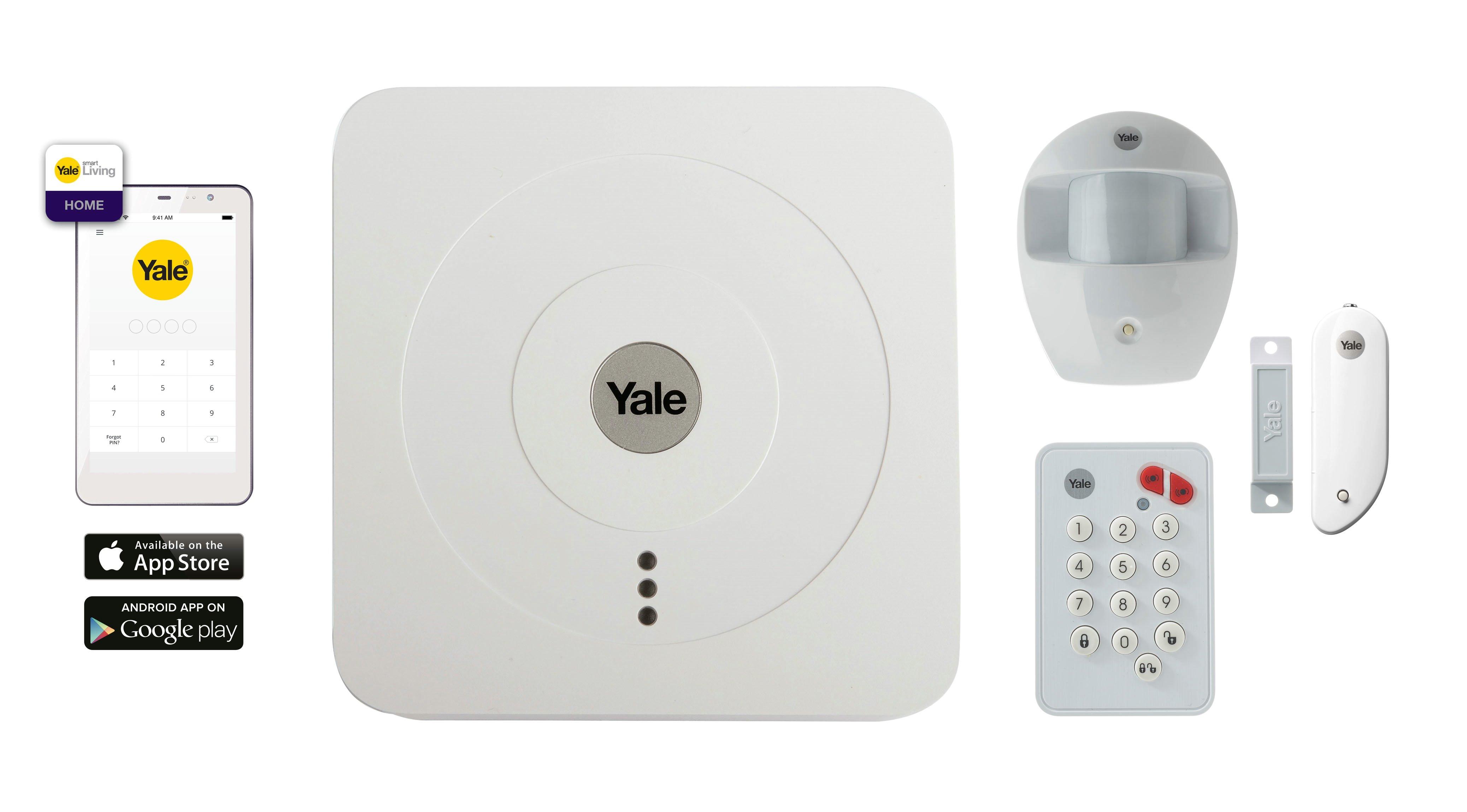 Yale Smartphone alarmsysteem Lite SR-2100i